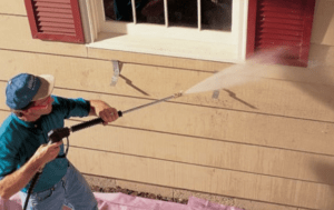 Pressure House Washing