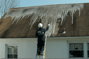 Pressure Roof Washing