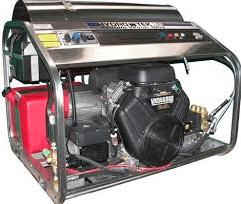Pressure washing motor