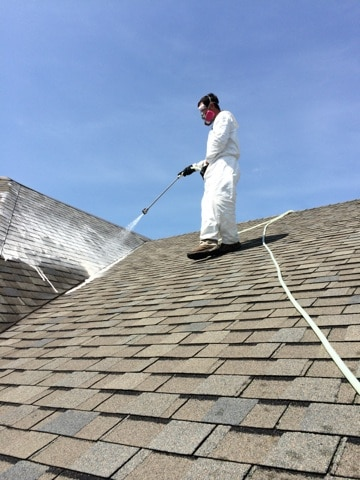 roof cleaning nashville
