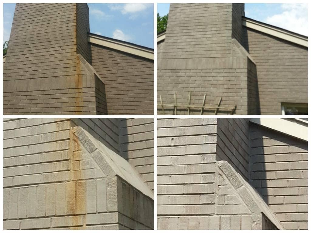 chimney stain