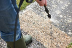Best Way to Clean Concrete