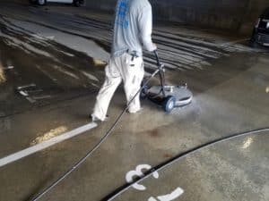 Professional Concrete Cleaning by Pro Wash